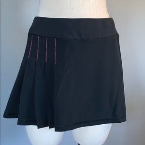 Black Athleta tennis Skort woman's small
